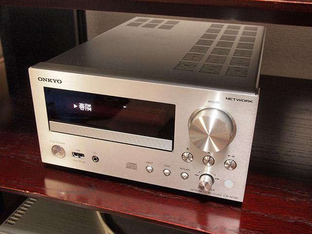 ONKYO CR-N755 ネットワークレシーバーの購入: 株式会社リンクスタット